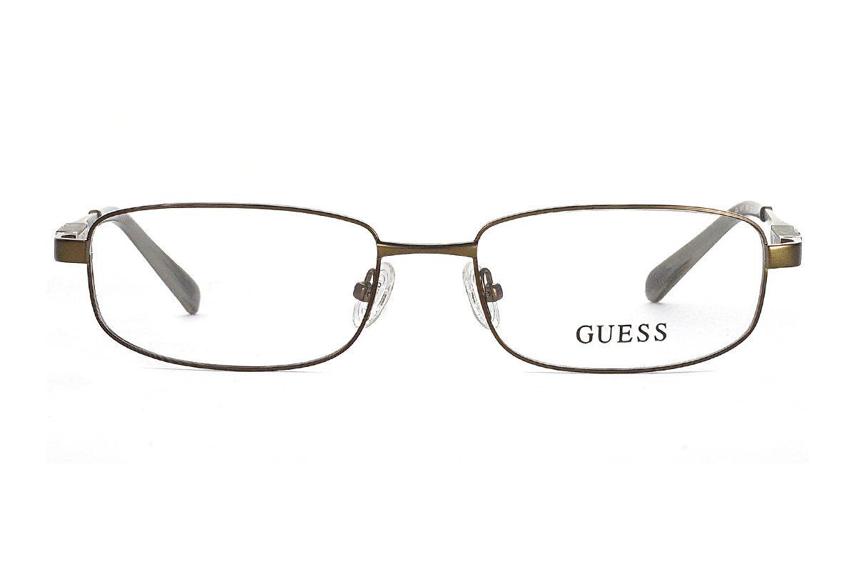 Guess 高質感眼鏡 GU1817-D962