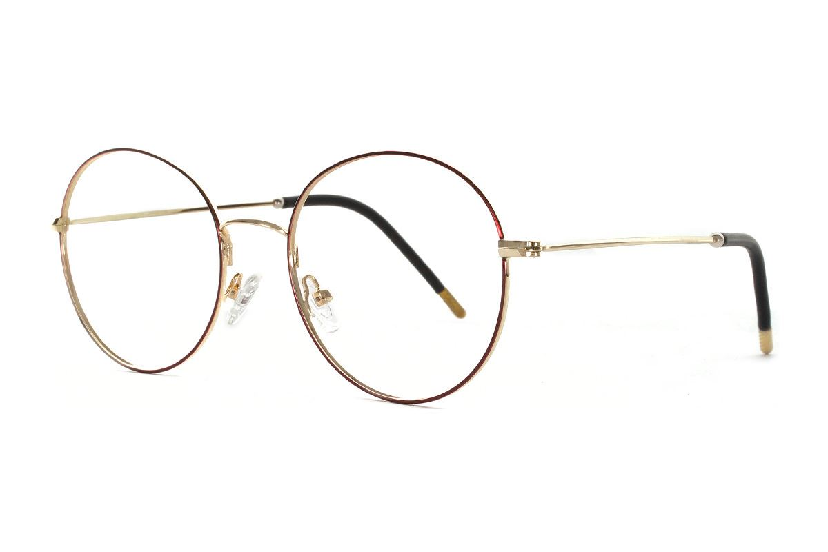 嚴選質感細框眼鏡 FU22051