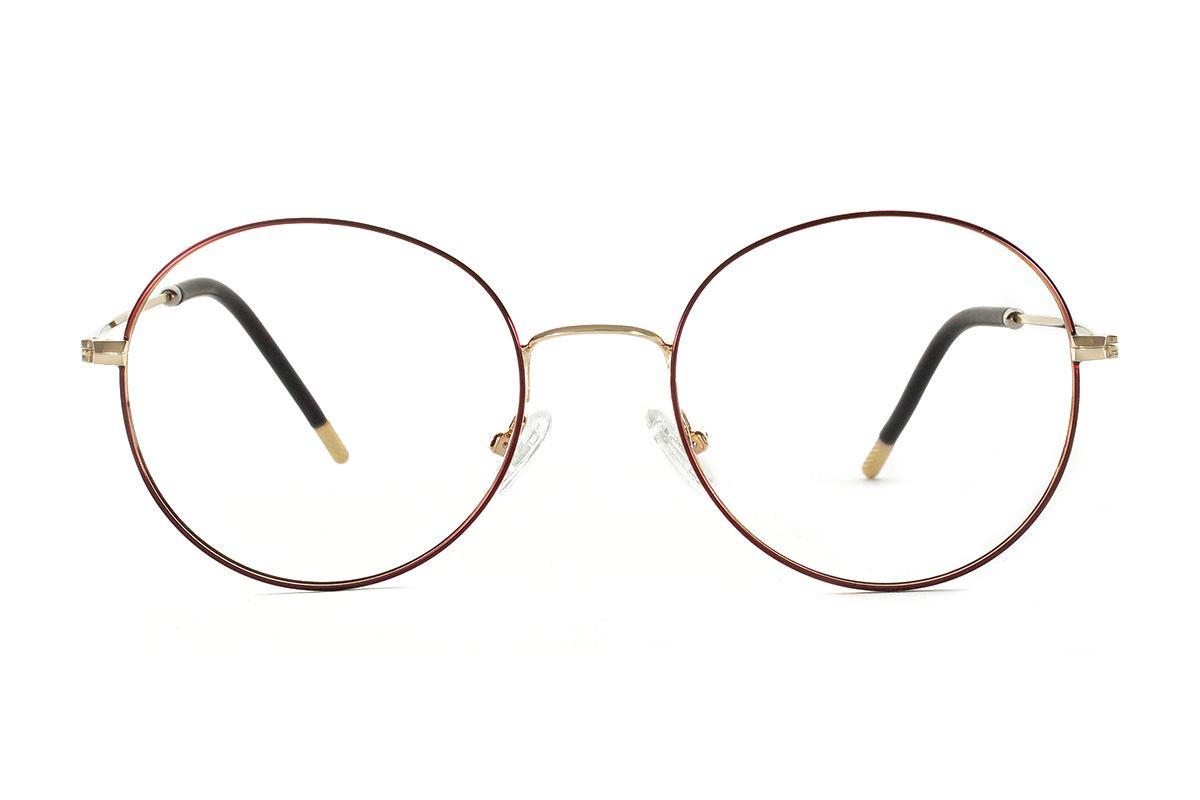 嚴選質感細框眼鏡 FU22052