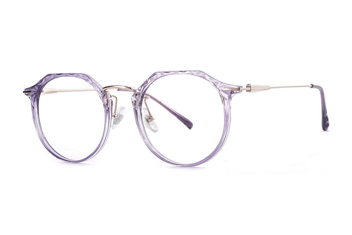 嚴選質感透明眼鏡 FU1154-C51