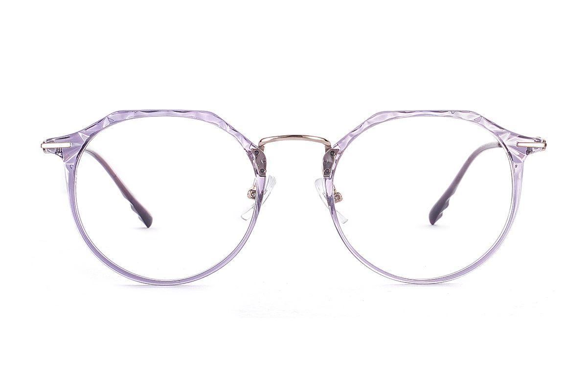 嚴選質感透明眼鏡 FU1154-C52