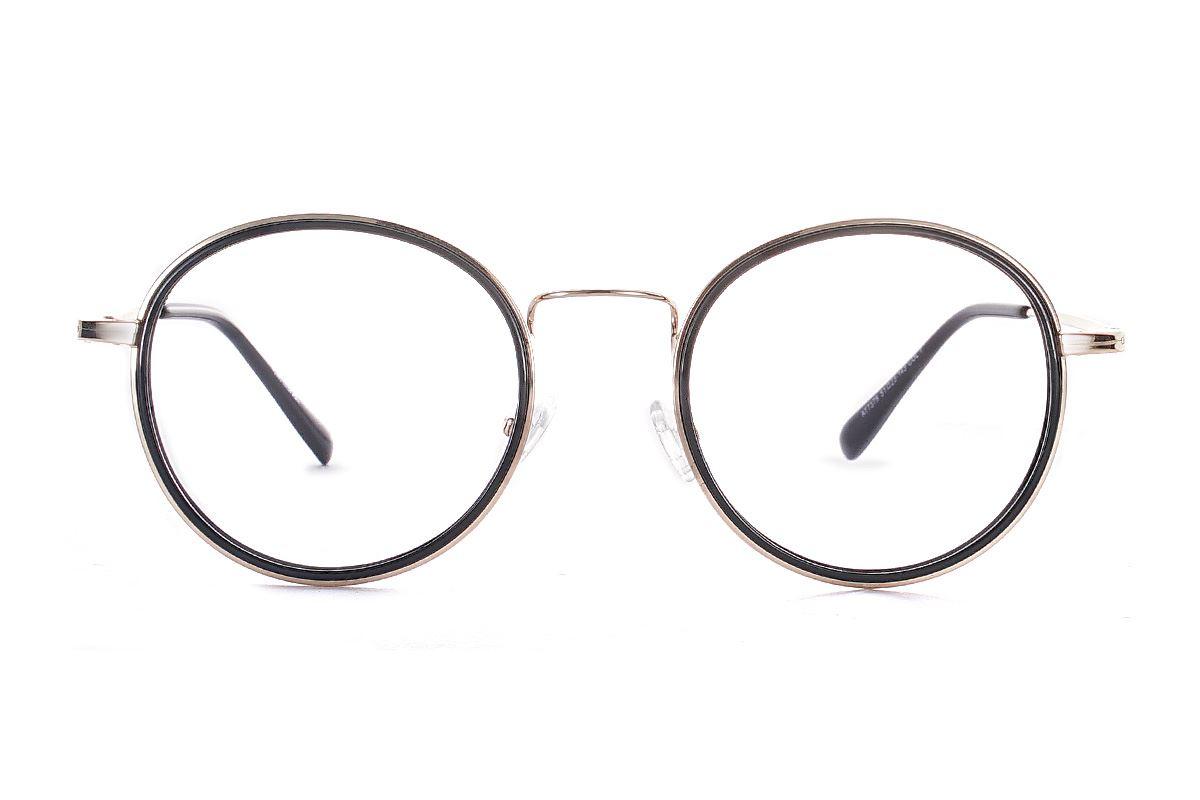 严选复古质感眼镜 FAT7379-C12