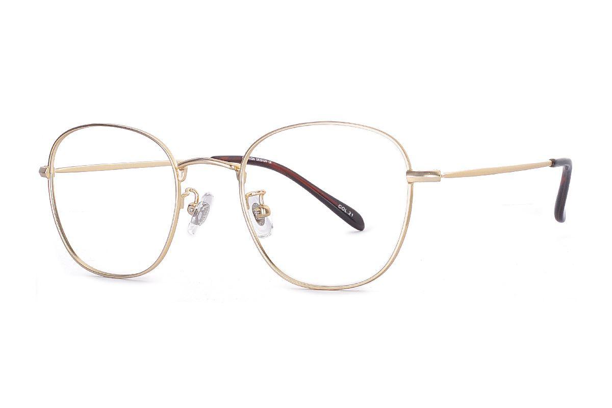 嚴選質感細框眼鏡 FU1329-C211