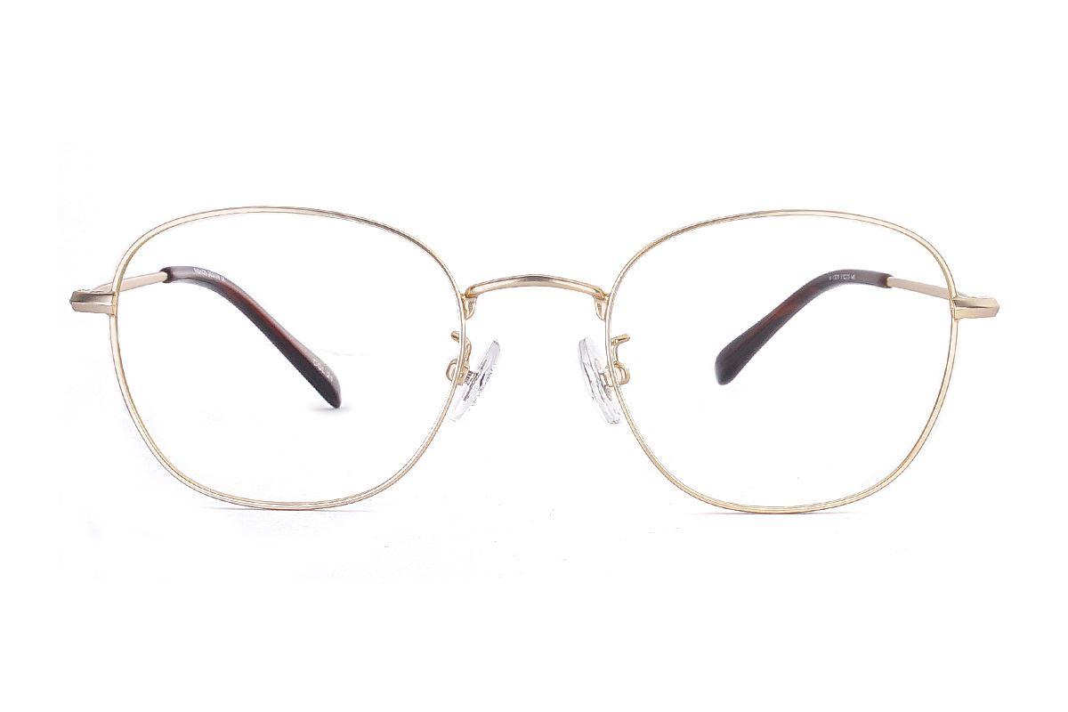 嚴選質感細框眼鏡 FU1329-C212