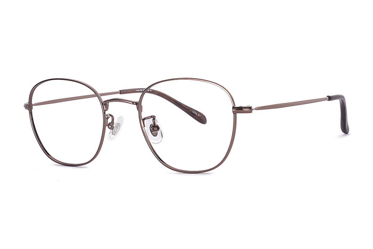 严选质感细框眼镜 FU1329-C411