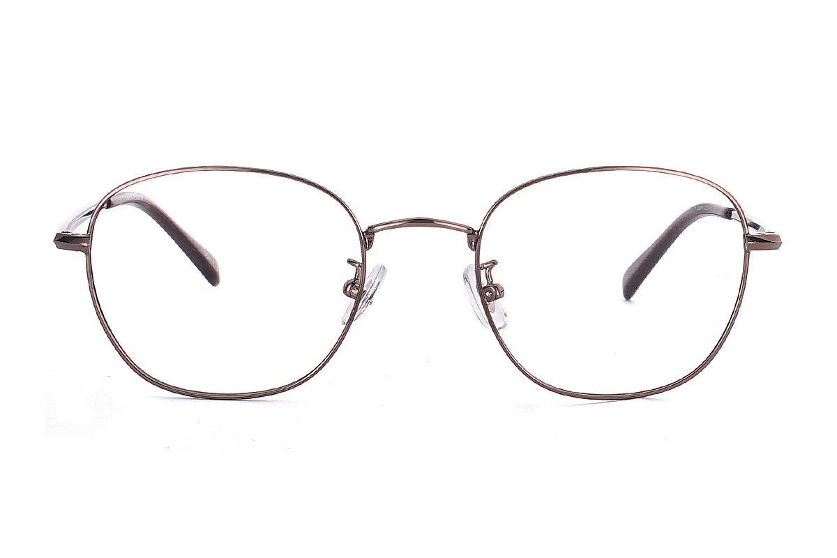 严选质感细框眼镜 FU1329-C412