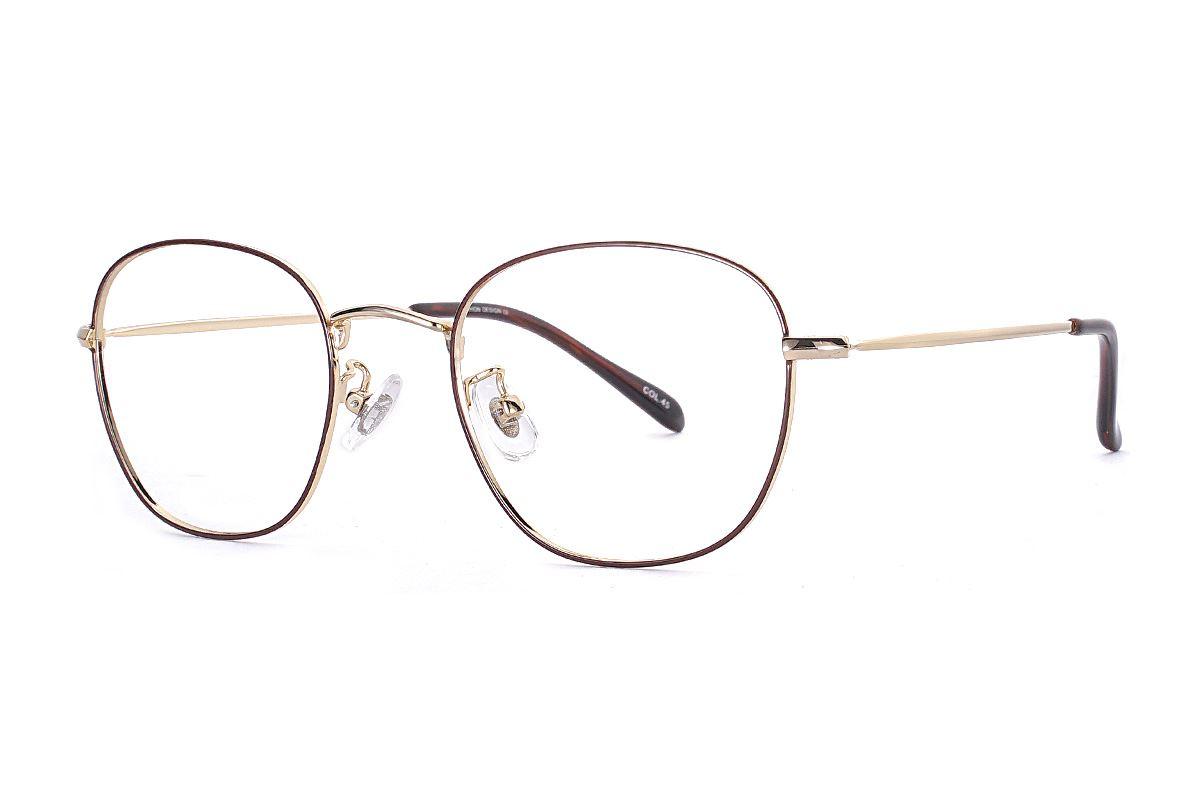 嚴選質感細框眼鏡 FU1329-C451