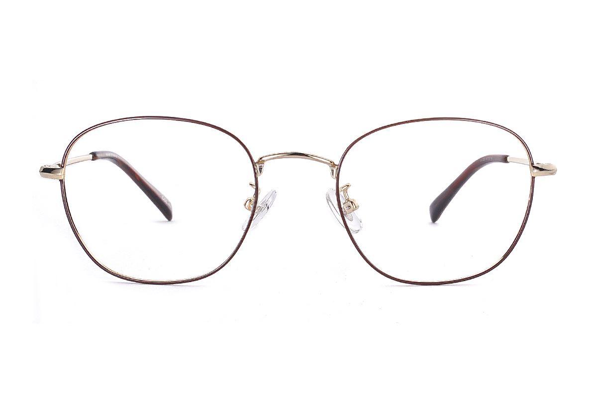 嚴選質感細框眼鏡 FU1329-C452