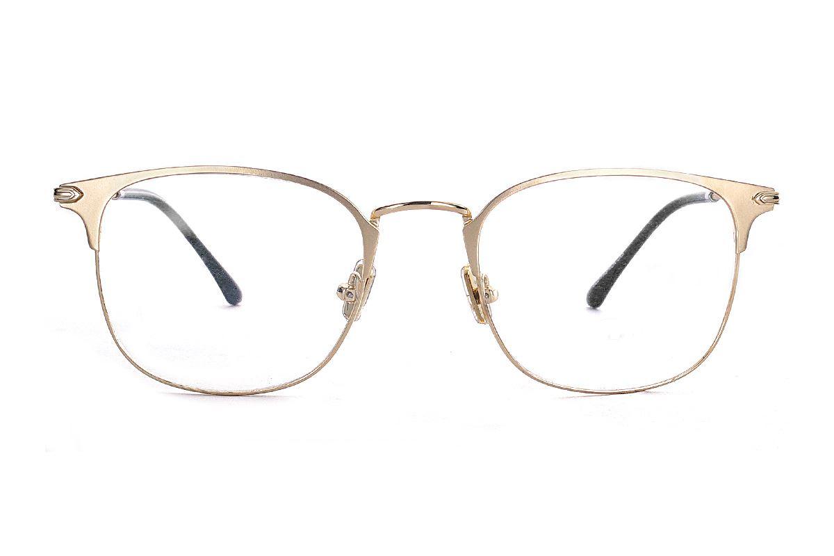 嚴選質感眼鏡 FU1925-C72