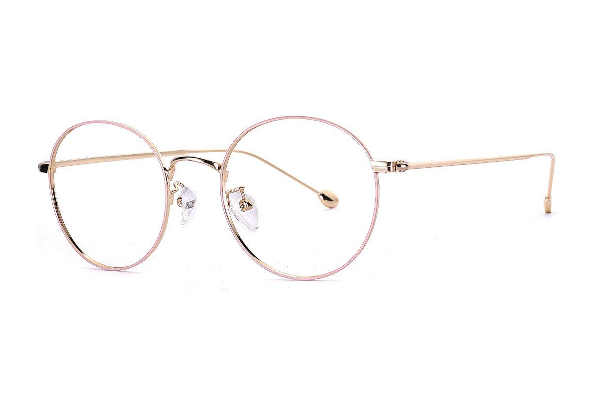 严选质感细框眼镜 FBR9514-C181