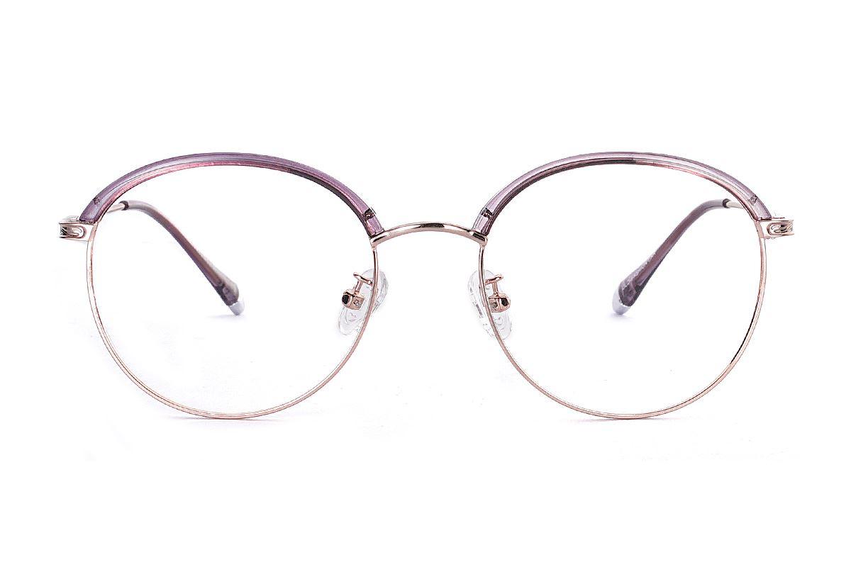 严选质感透明眼镜 FU1915-C642
