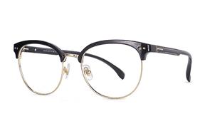 眼鏡鏡框-嚴選時尚眼鏡框 FLH0106-C1