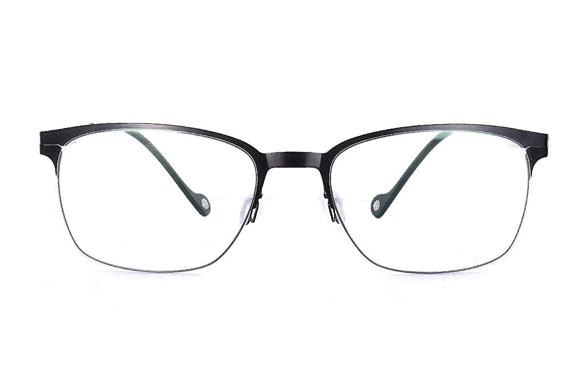 严选日制薄刚眼镜 FX2-7508-C712