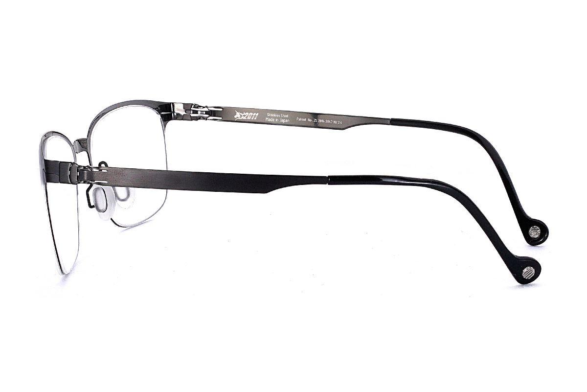 嚴選日製薄剛眼鏡 FX2-7508-C713