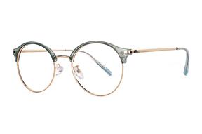 眼镜镜框-严选个性潮框 FUS3505-C7