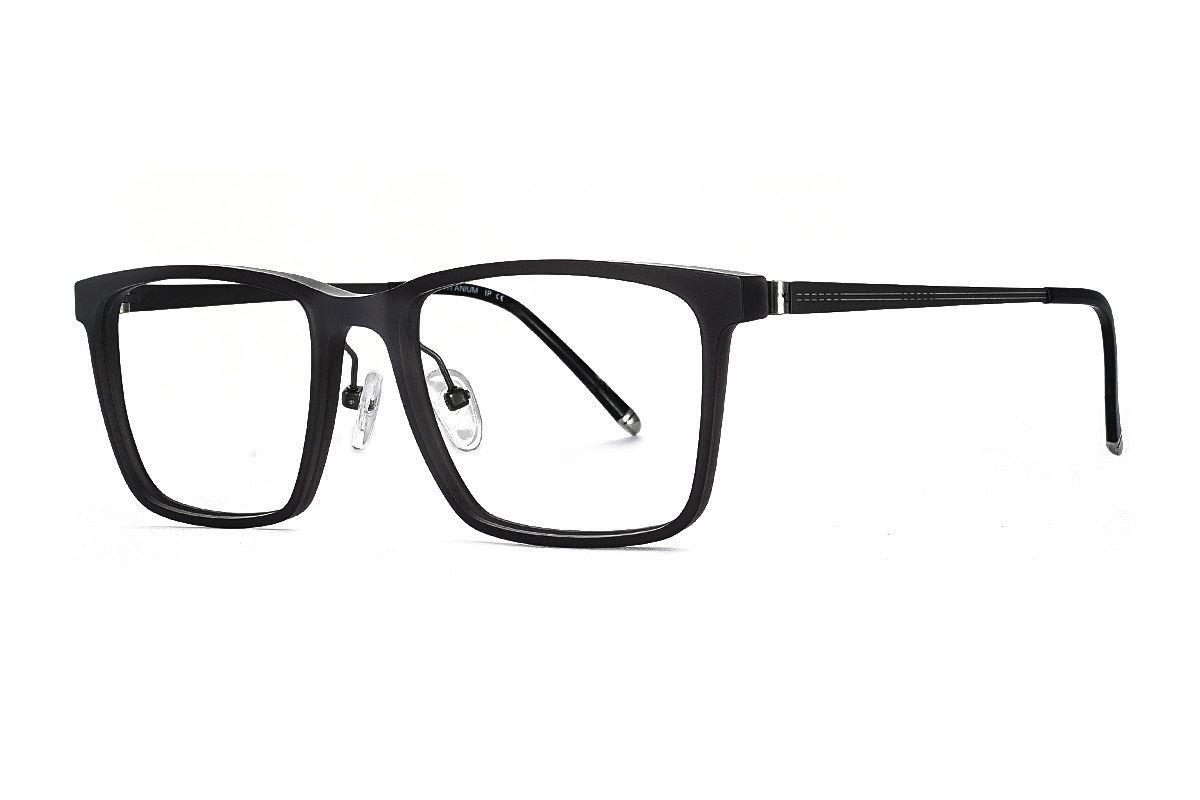 严选高质感弹性钛镜框 H6212-C11