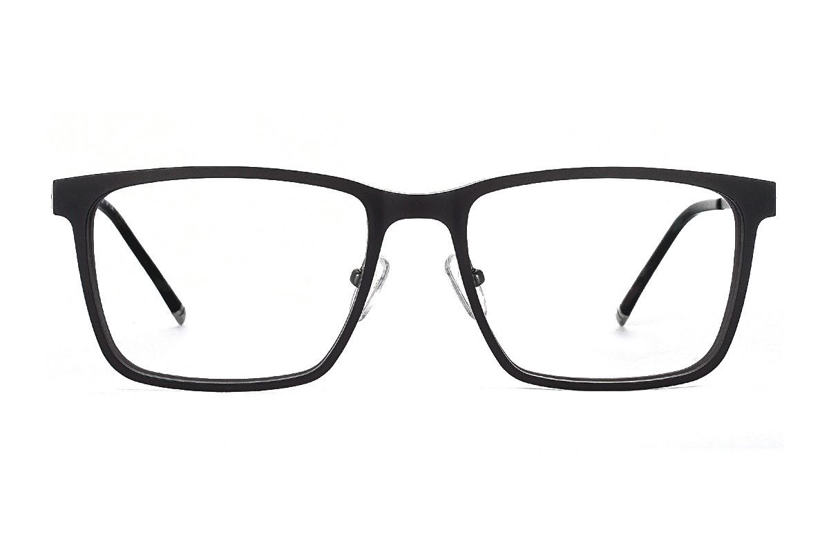 严选高质感弹性钛镜框 H6212-C12