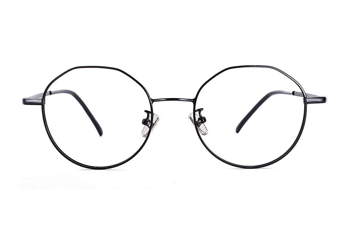 復古多角細框眼鏡 FU7321-C22