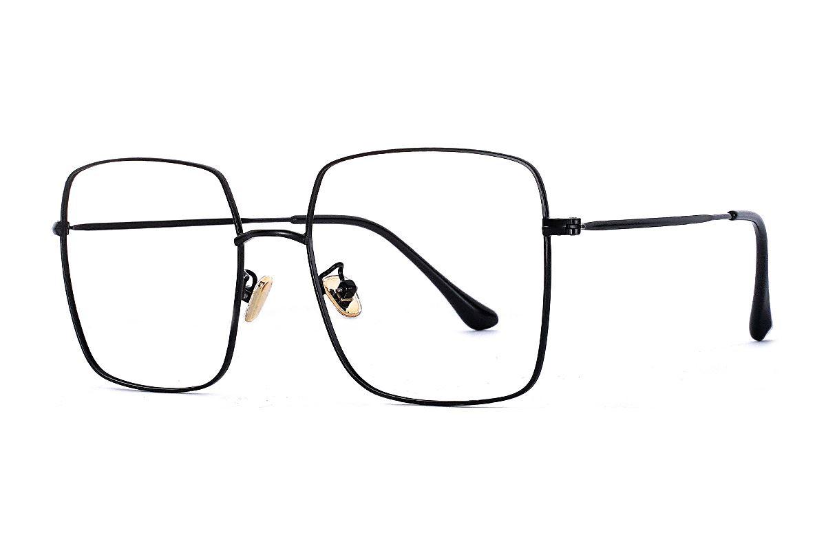明星款大方眼鏡框 F2108-C11