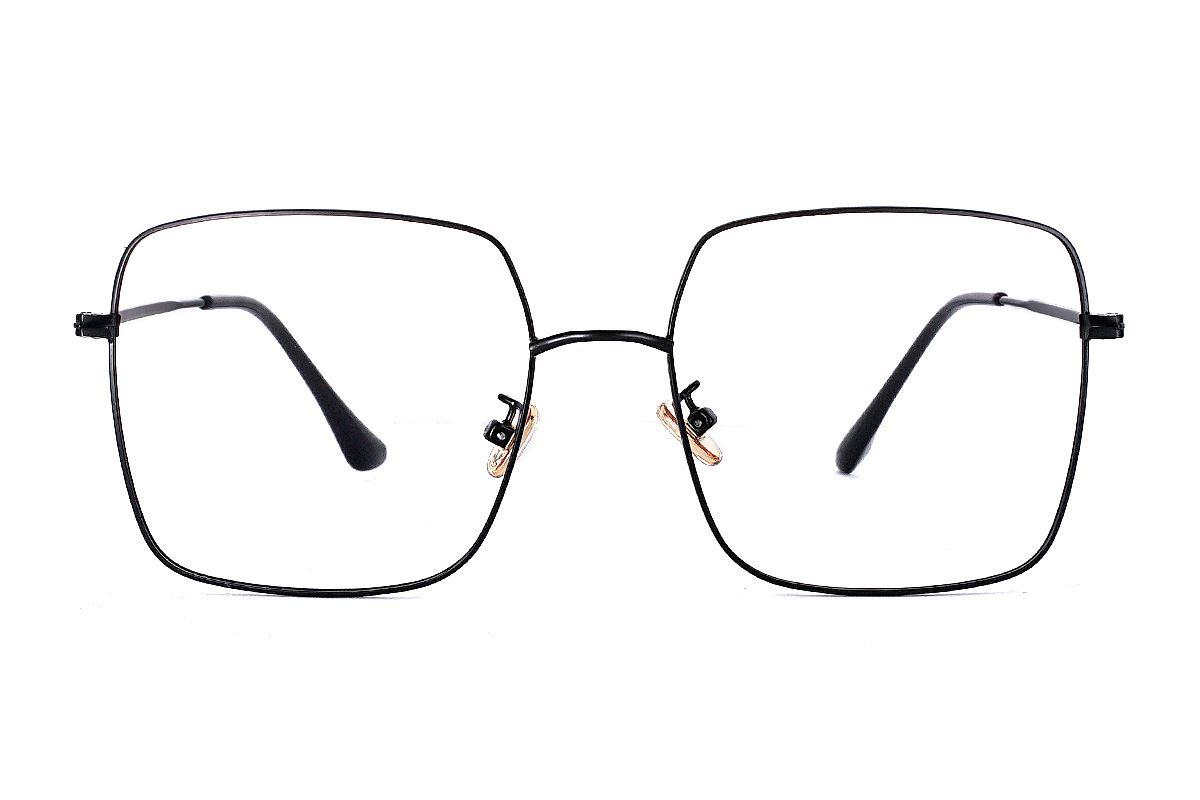 明星款大方眼鏡框 F2108-C12