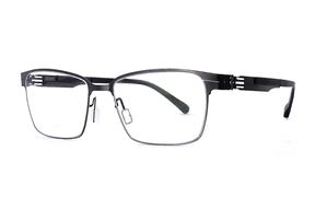 眼鏡鏡框-嚴選日製薄剛眼鏡 FX2L-1507-C71
