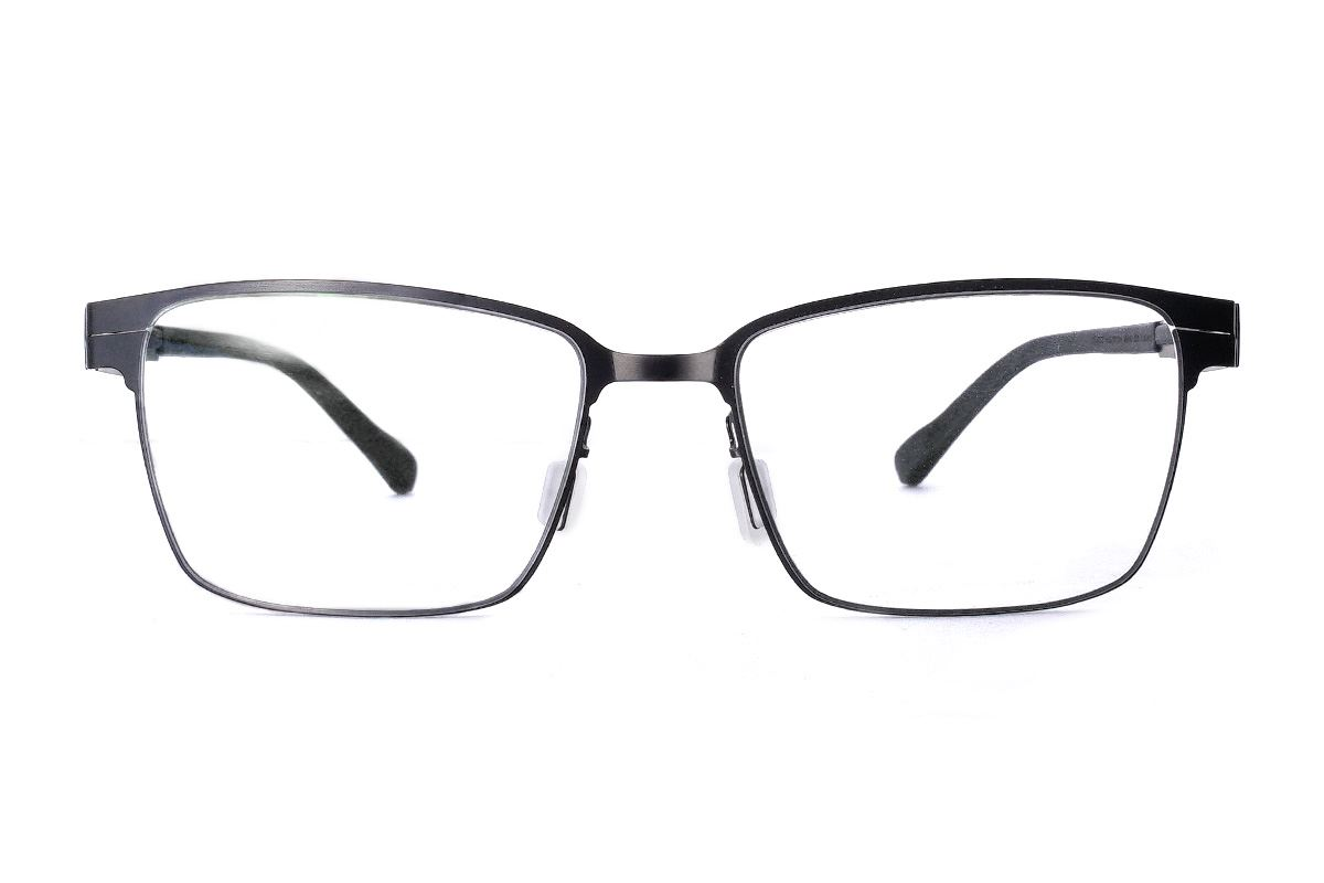 嚴選日製薄剛眼鏡 FX2L-1507-C712