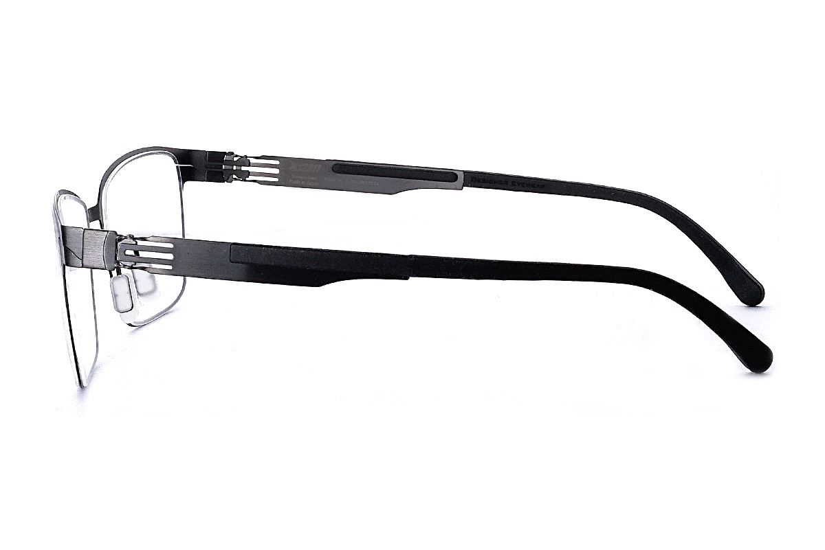 严选日制薄刚眼镜 FX2L-1507-C713