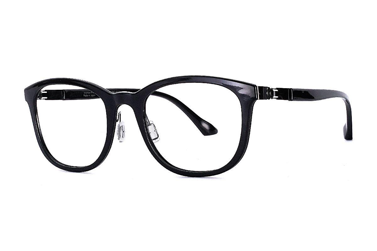 嚴選日製薄鋼眼鏡 F2RM-702-C11