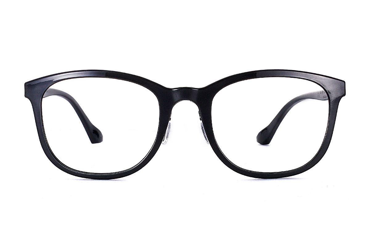 嚴選日製薄鋼眼鏡 F2RM-702-C12