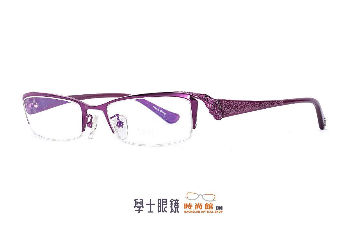 学士造型淑女框-6093-C3  1