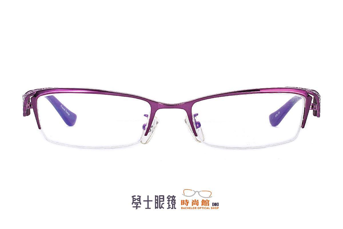 学士造型淑女框-6093-C3  2
