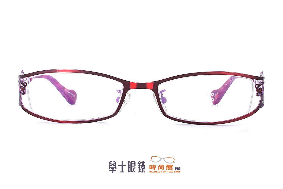 学士造型淑女框 6128-C122