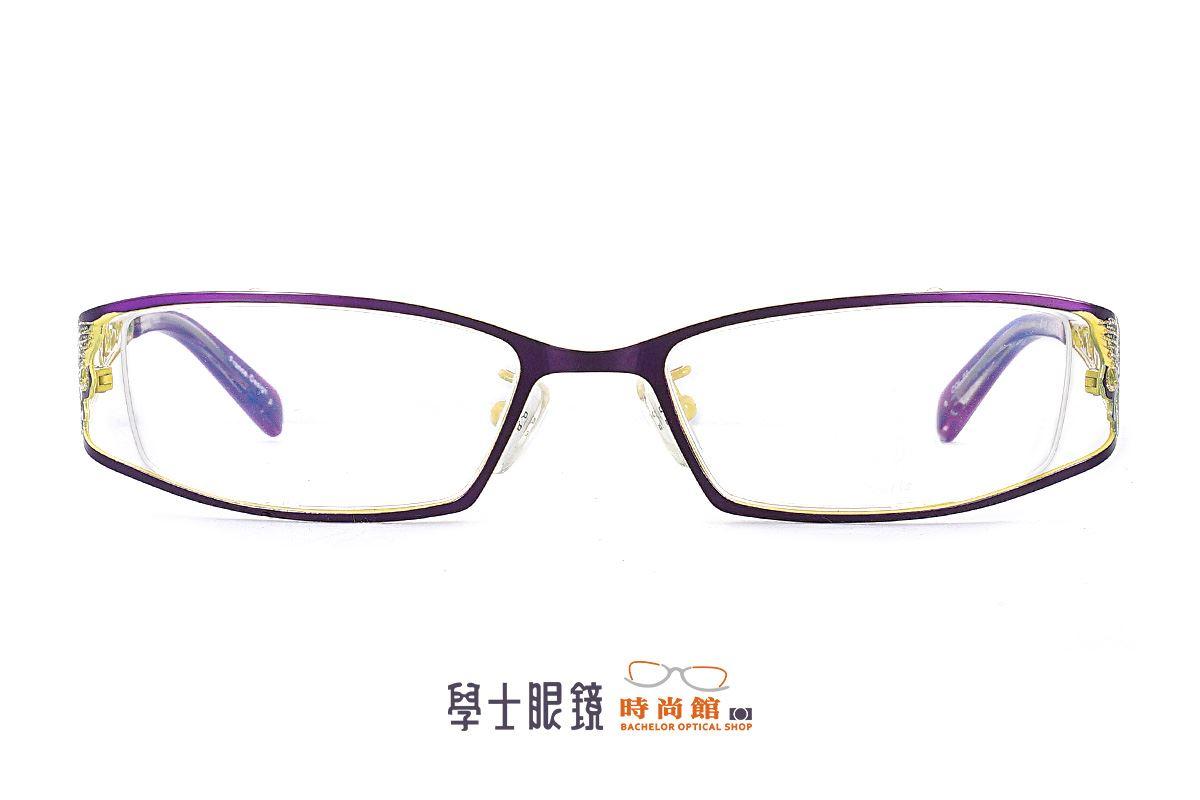 学士造型淑女框 6118-C32