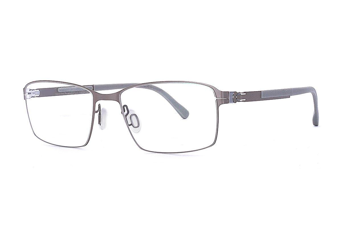 严选日制薄刚眼镜 F2M-7513-CG1461