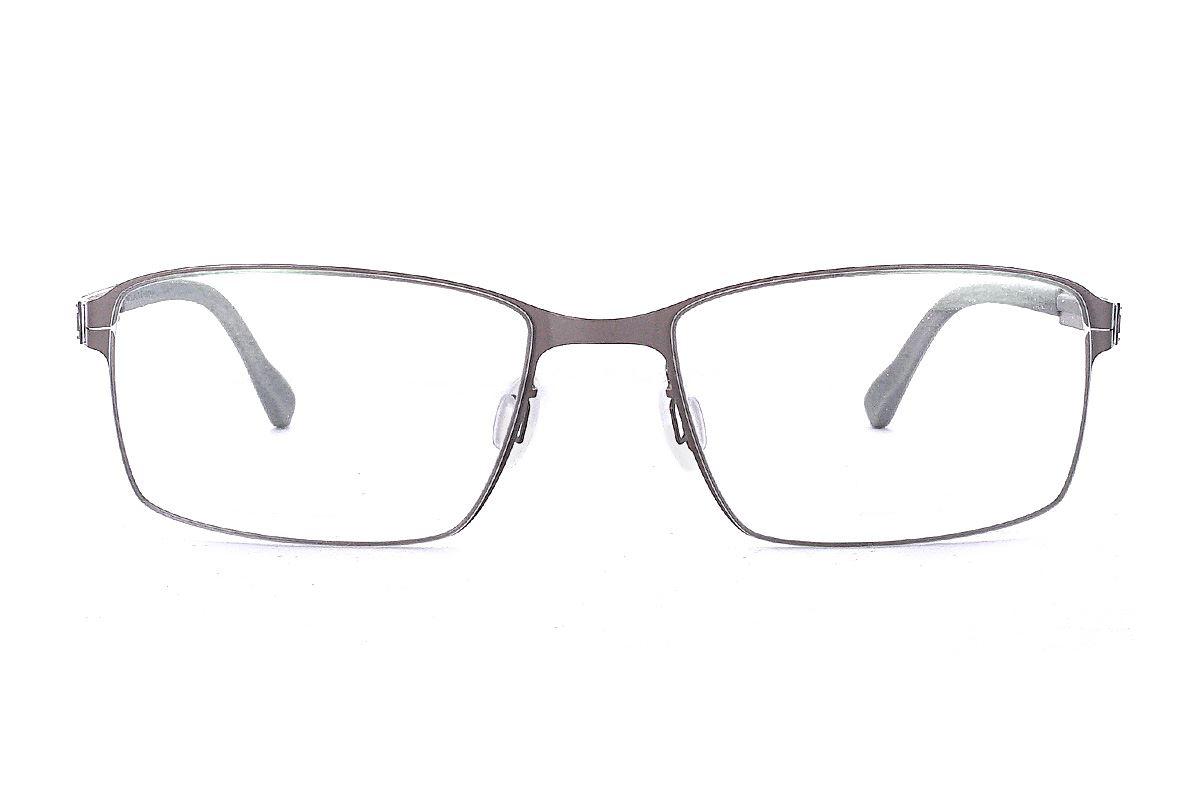 严选日制薄刚眼镜 F2M-7513-CG1462