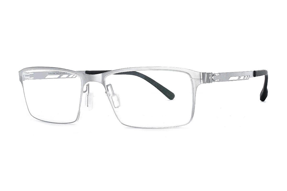 嚴選日製薄剛眼鏡 FX2M-1518-C721