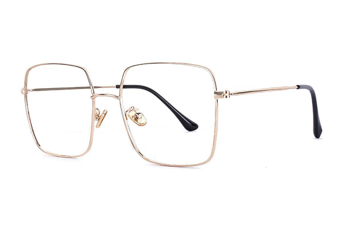 明星款大方眼镜框 F2108-C41