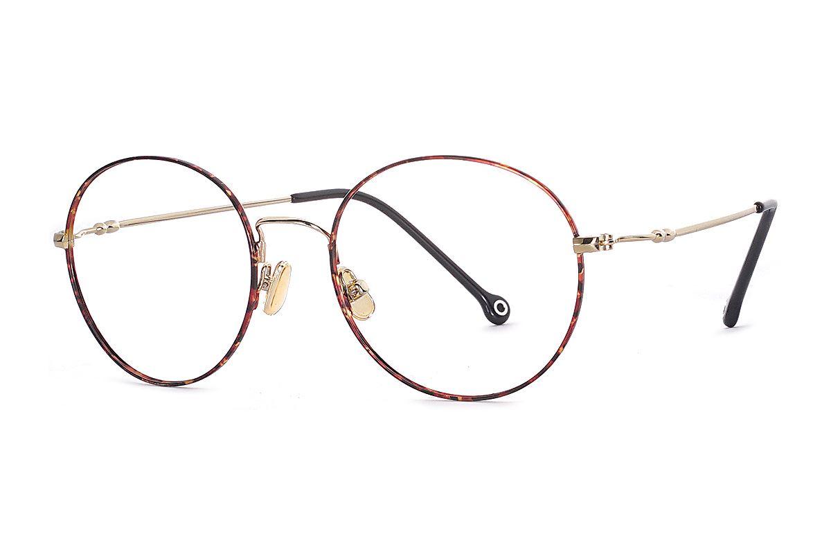 嚴選質感細框眼鏡 FU571-C131
