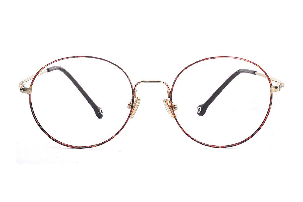 嚴選質感細框眼鏡 FU571-C132