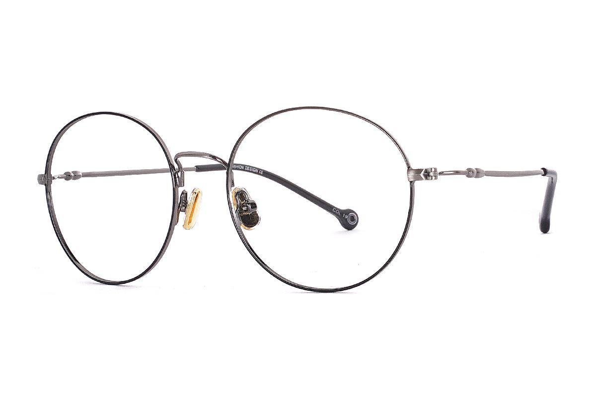 严选质感细框眼镜 FU571-C191