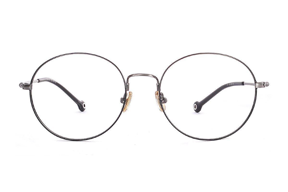 严选质感细框眼镜 FU571-C192