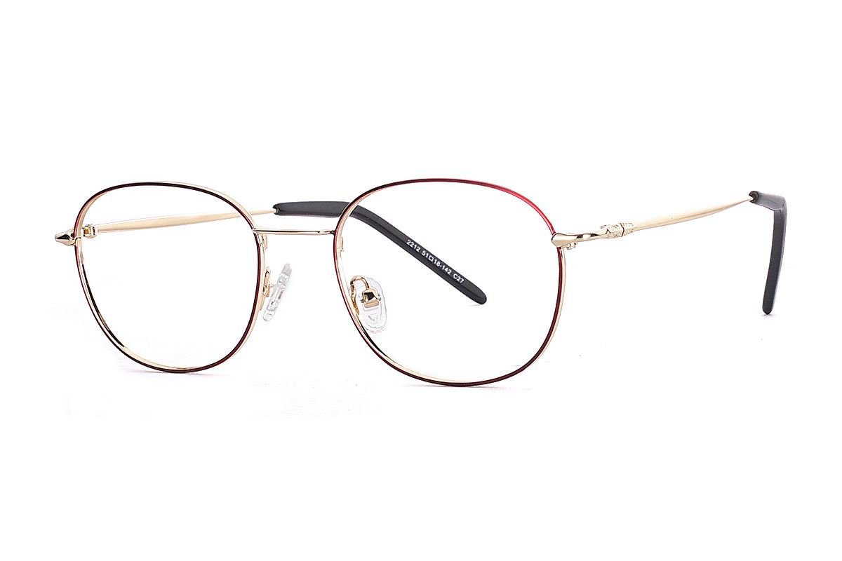 嚴選細框眼鏡 FS2212-C271