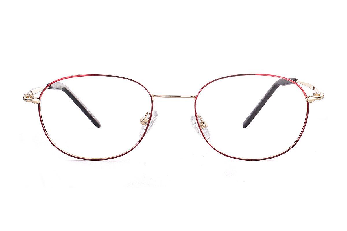 严选细框眼镜 FS2212-C272