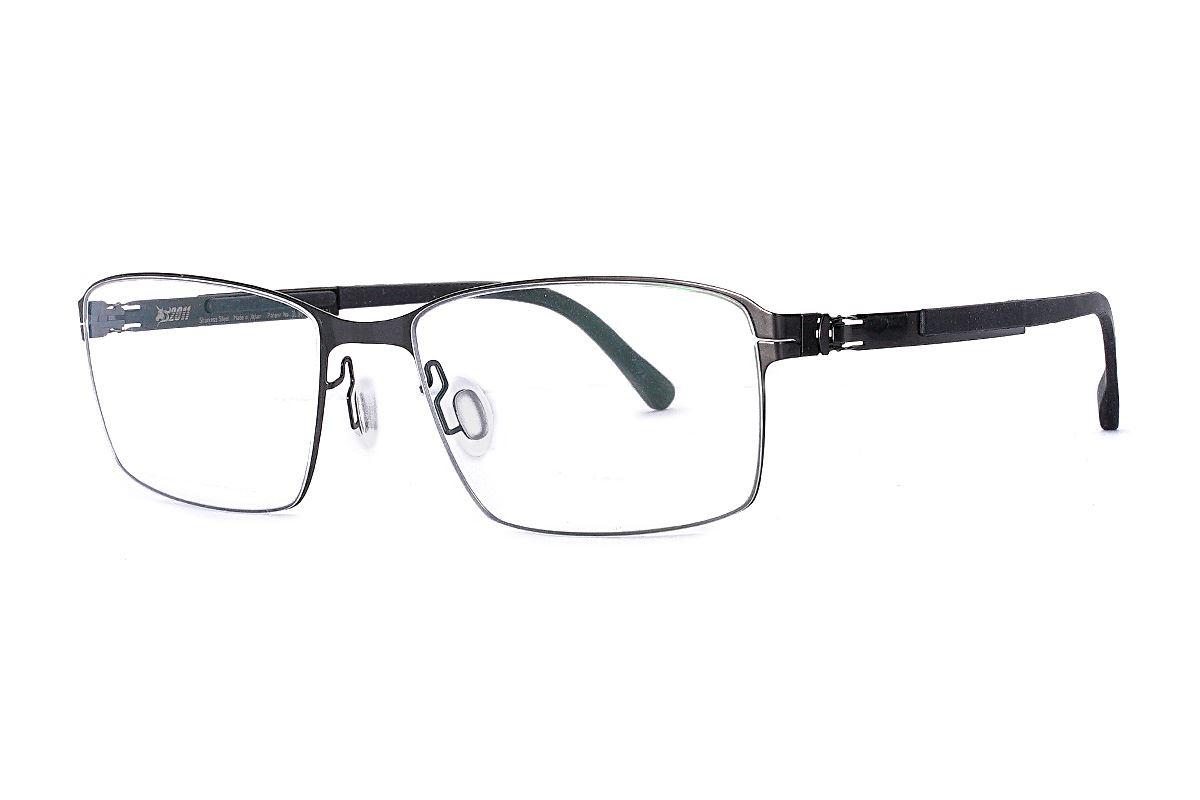 严选日制薄刚眼镜 F2M-7513-C71B1