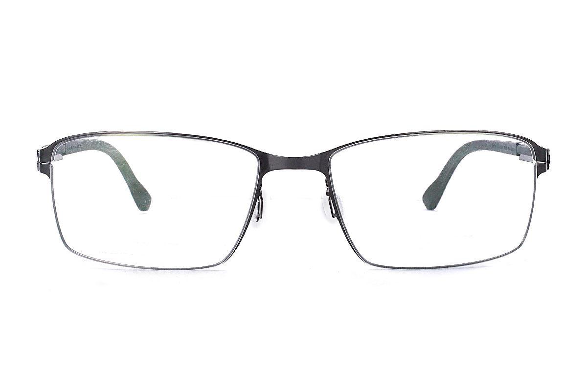 严选日制薄刚眼镜 F2M-7513-C71B2