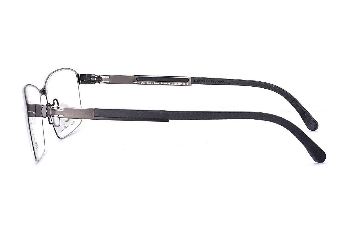 嚴選日製薄剛眼鏡 F2M-7513-C71B3