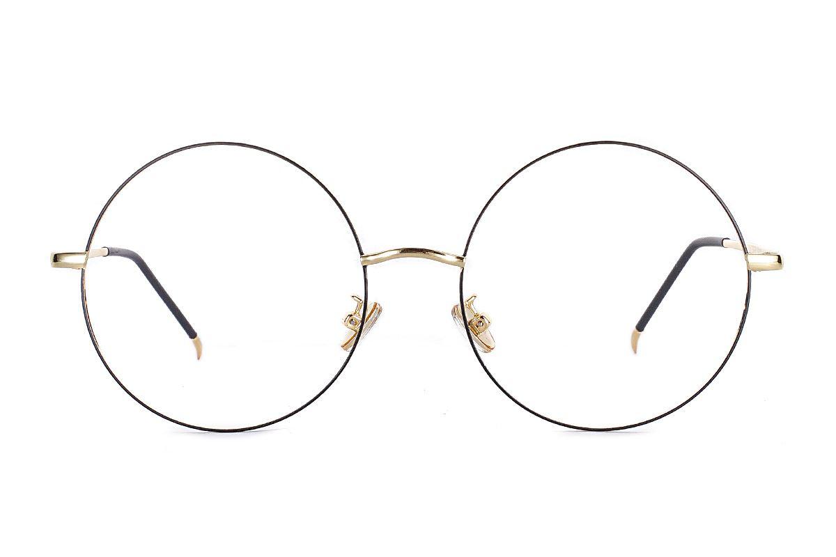 严选细框眼镜 3078-C12