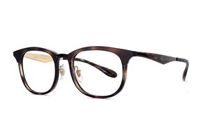 精品名牌-Ray Ban 複合眼鏡 RB7112-5683