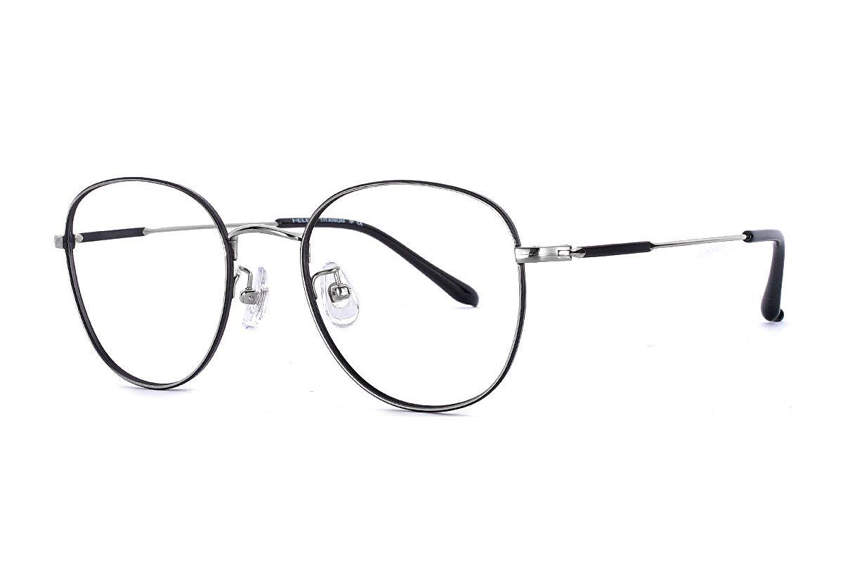 嚴選高質感鈦眼鏡 926-C1 1