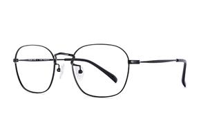 熱賣鏡框-嚴選高質感純鈦眼鏡 521-C10A